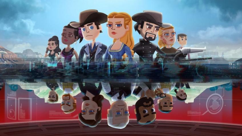 Мобильная игра по «Миру Дикого Запада» выйдет в апреле