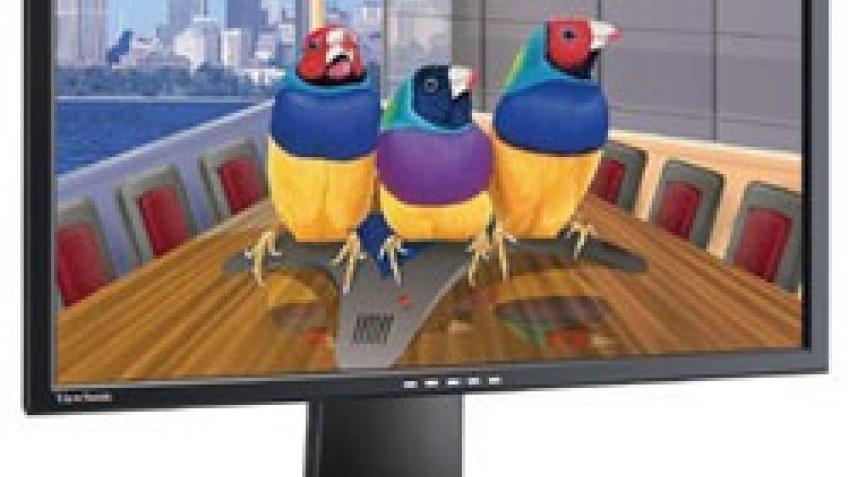 Новые мониторы ViewSonic с IPS