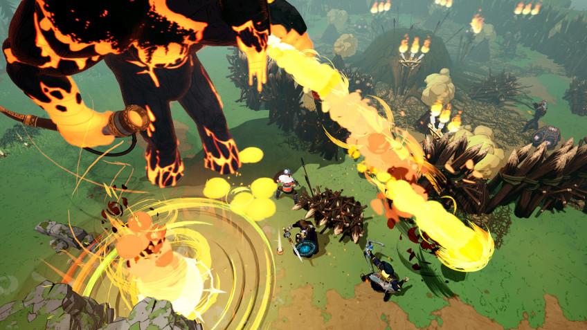 Ролевой боевик Tribes of Midgar в июле выходит на PlayStation и PC