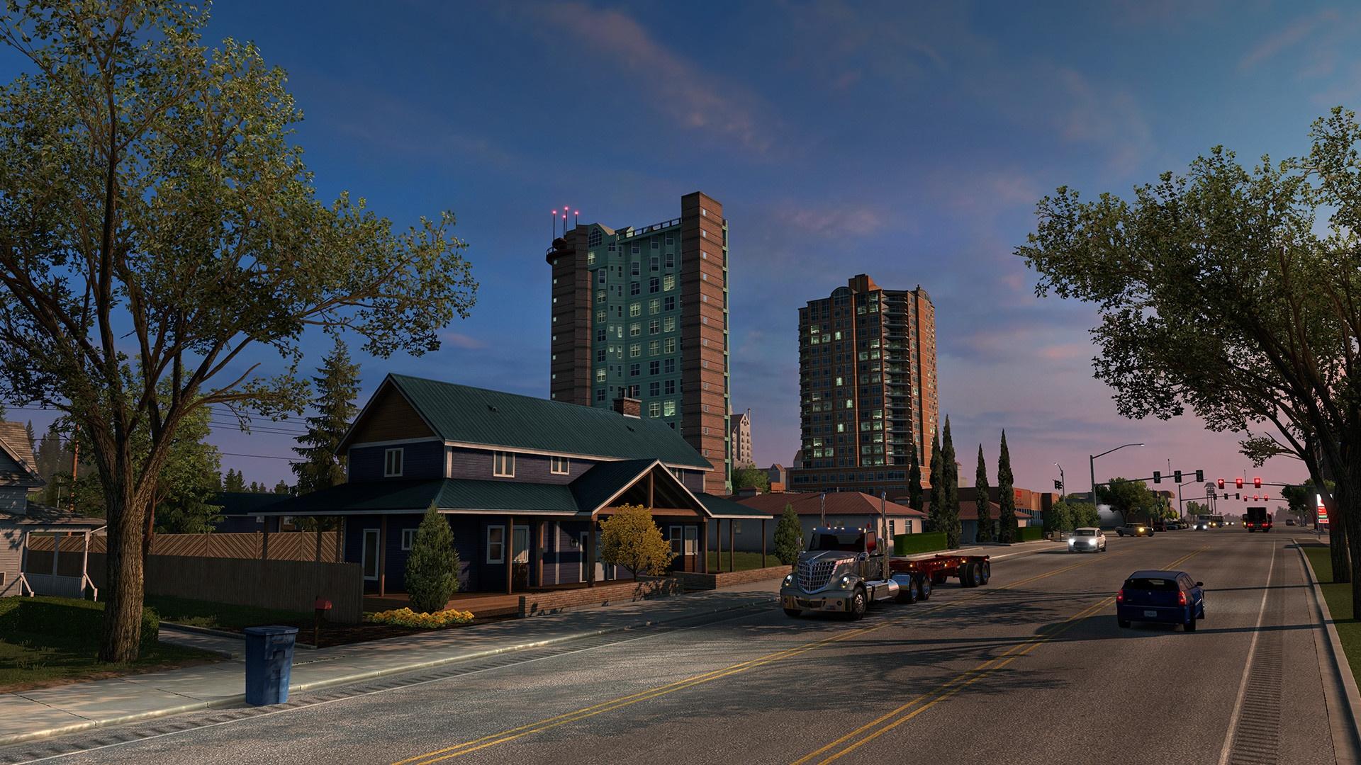 Для Euro Truck Simulator2 и American Truck Simulator готовят новые дополнения