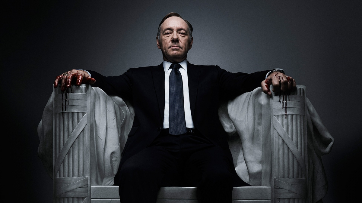 Netflix окончательно решила судьбу Фрэнка Андервуда