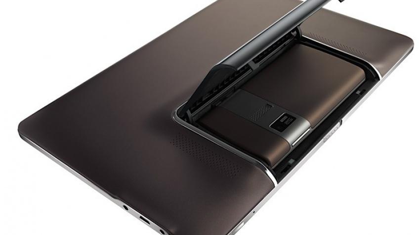 Computex 2011: ASUS представила невероятный планшет и телефон Padfone