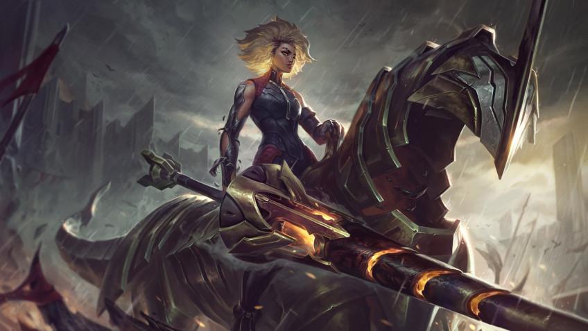 Авторы League of Legends представили нового чемпиона — Релл
