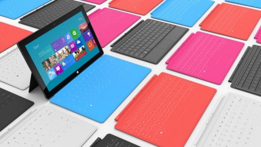 Acer сомневается в планшетных компьютерах Microsoft Surface