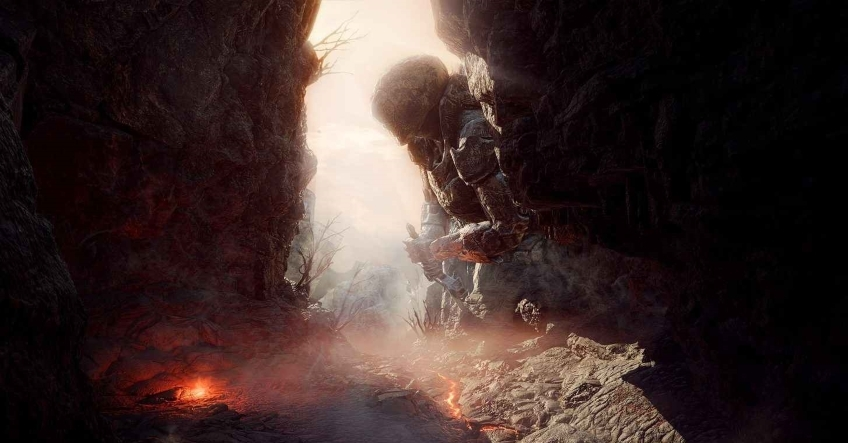 Авторы Anthem показали побочную миссию в новом геймплейном ролике