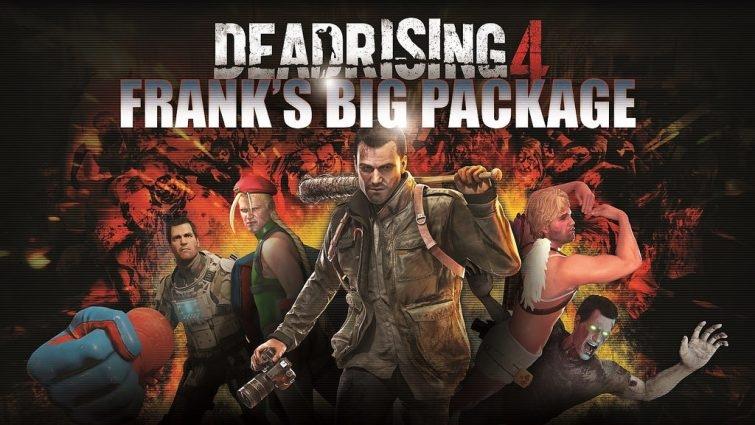 Dead Rising4 выйдет на PS4