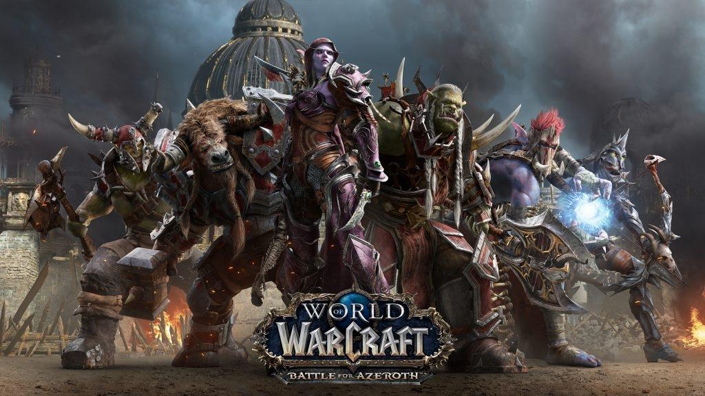 World of Warcraft получила поддержку DirectX12 в Windows7
