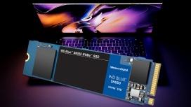 Твердотельный накопитель WD Blue SN550:1 ТБ за 100 долларов