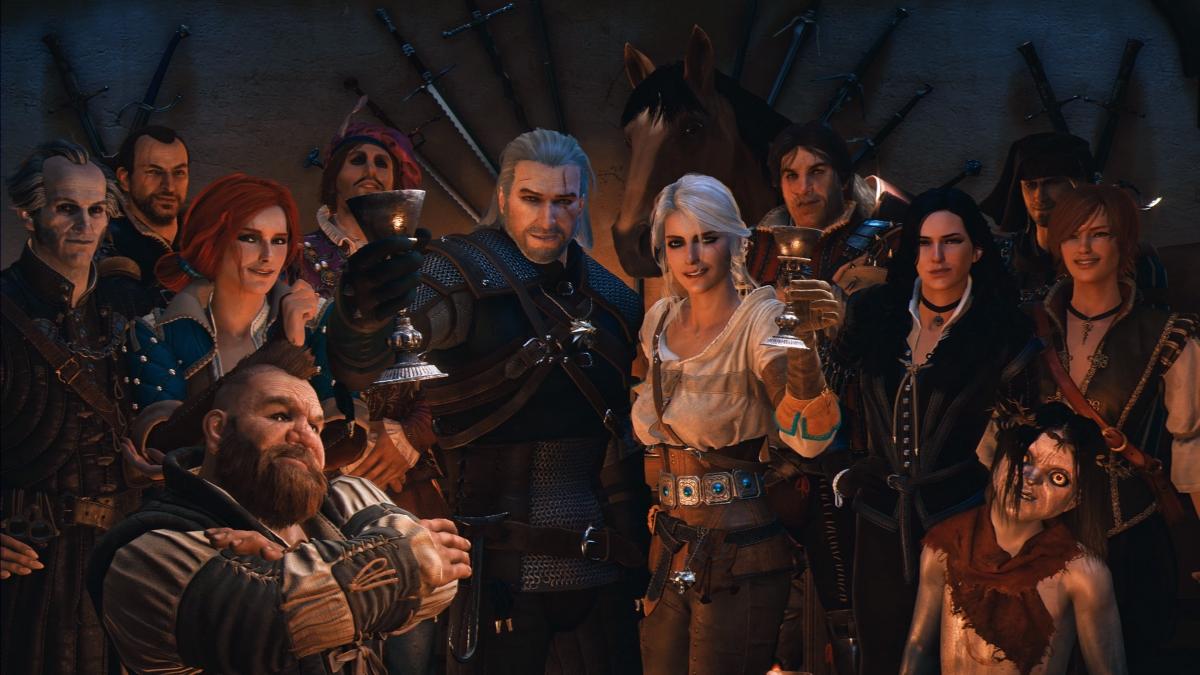 Российские ученые изучат «Ведьмака», Assassin's Creed и The Elder Scrolls