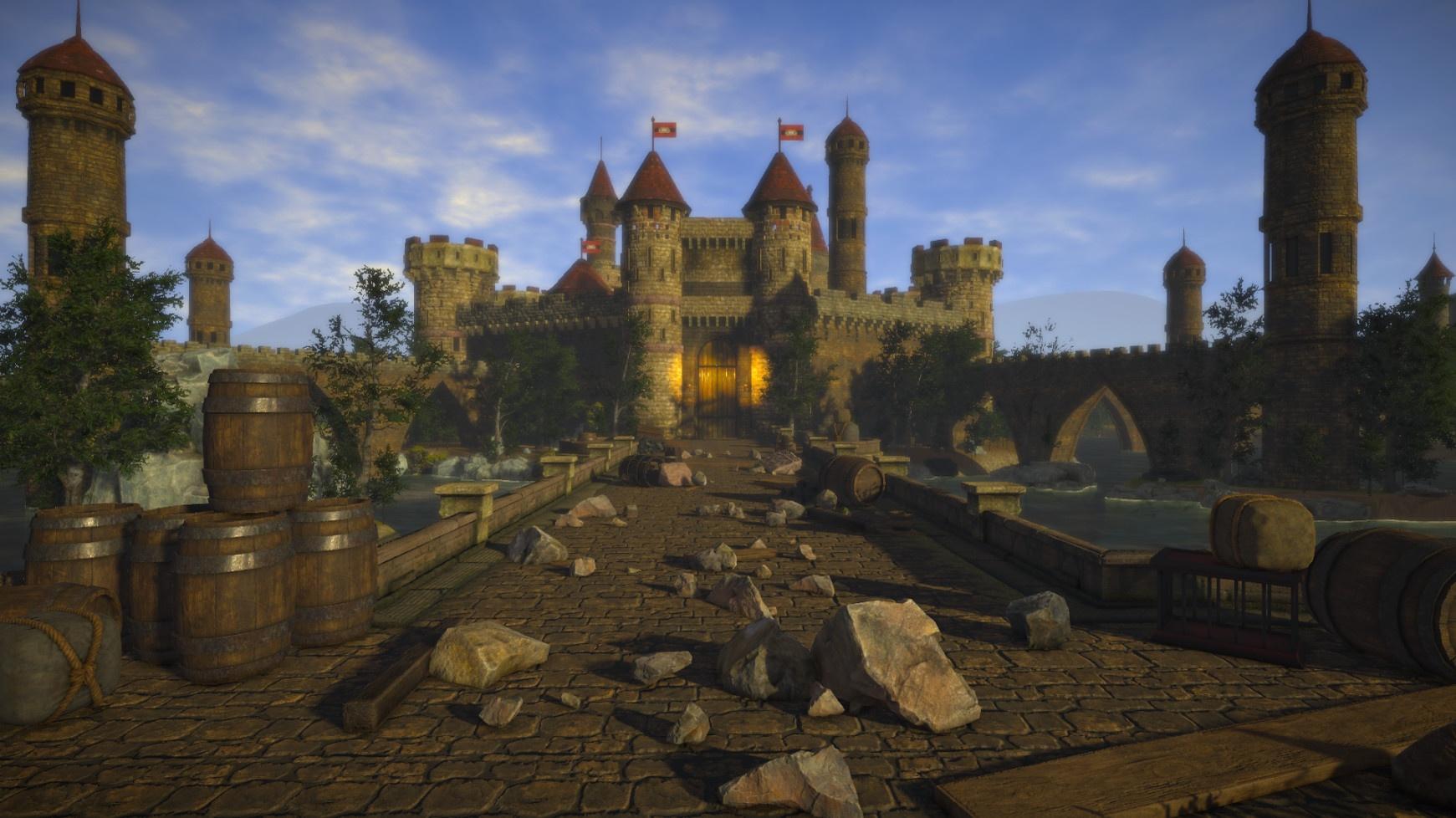 Евроремонт для королевства: вышел новый трейлер Castle Flipper