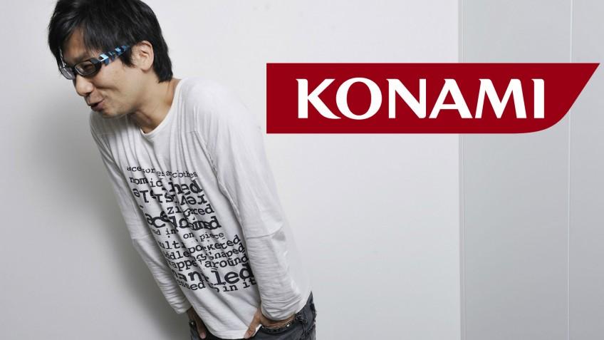 Почему Konami и Хидео Кодзима «поссорились»?