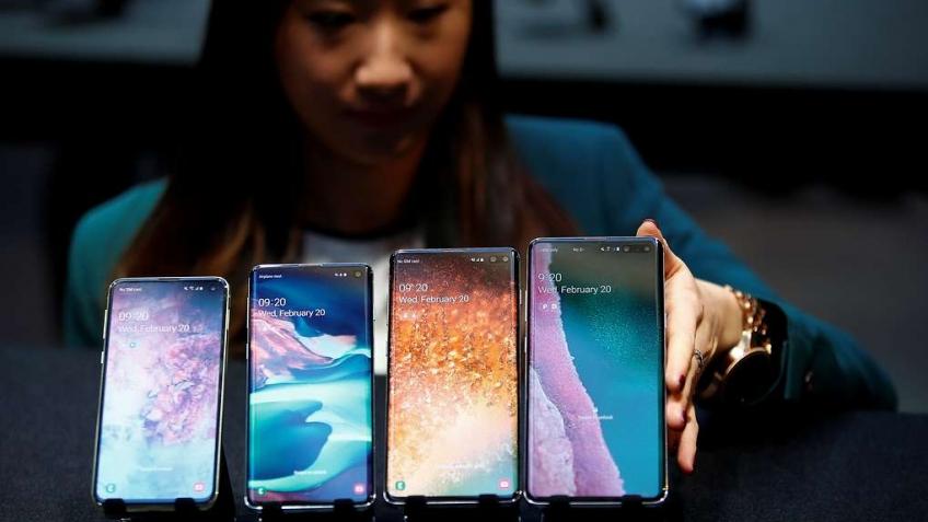 Чем удивили флагманы Samsung Galaxy S10