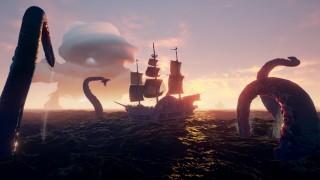 Разработчикам Sea of Thieves пришлось отключить кракенов