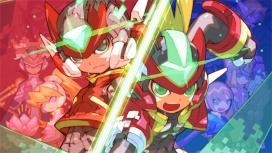 Новый трейлер Mega Man Zero/ZX Legacy Collection