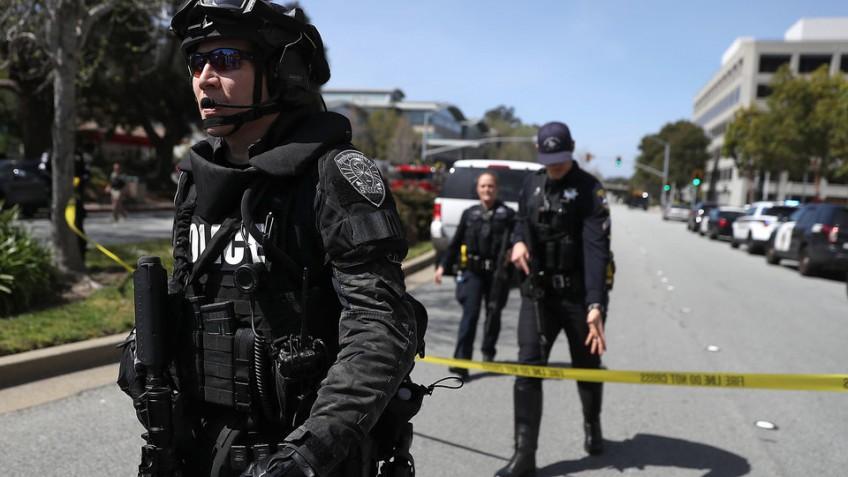 В штаб-квартиру Twitch пришла полиция