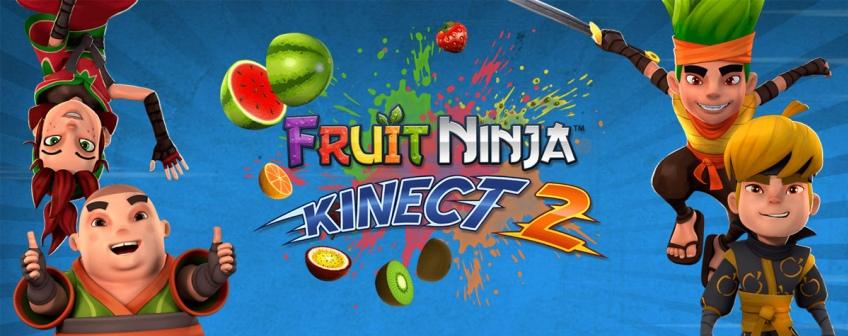 Анонсировано продолжение Fruit Ninja Kinect