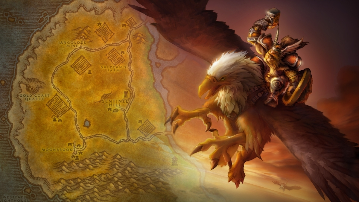 Играть в демоверсию World of Warcraft Classic можно лишь в течение часа