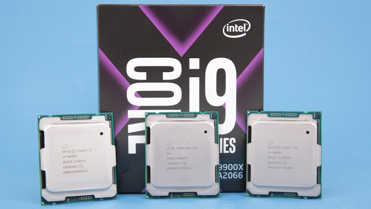 Intel вдвое снизила цены на HEDT-процессоры Core 9-го поколения