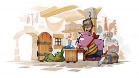 Wonder Boy: The Dragon's Trap в рубрике «Игромания на диване»