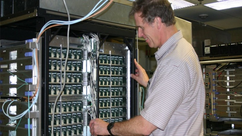 Самый мощный суперкомпьютер