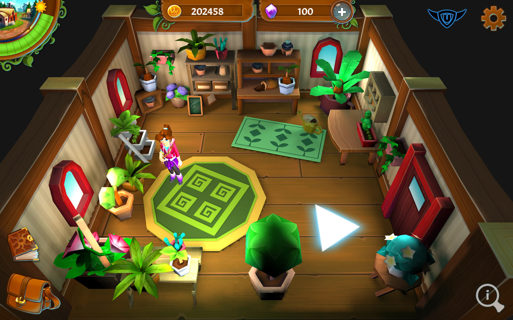 Ролевой симулятор Farmer's Fairy Tale выпустили в Steam