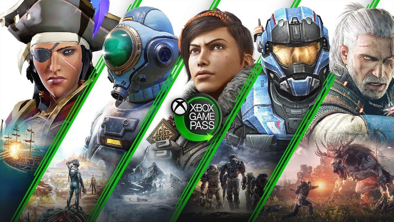 Xbox Game Pass с1 августа стал просто Game Pass