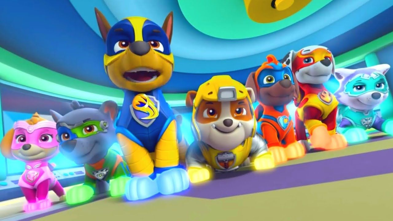 Bandai Namco анонсировала PAW Patrol: Mighty Pups Save Adventure Bay