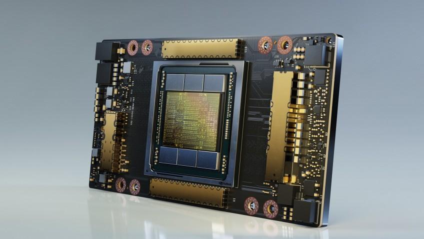 Хуанг подтвердил, что архитектура Ampere «пропишется» в картах GeForce