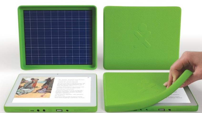 OLPC все же покажет планшетный компьютер XO3.0 на CES