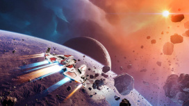 В космическом шутере Everspace2 начались сражения в раннем доступе