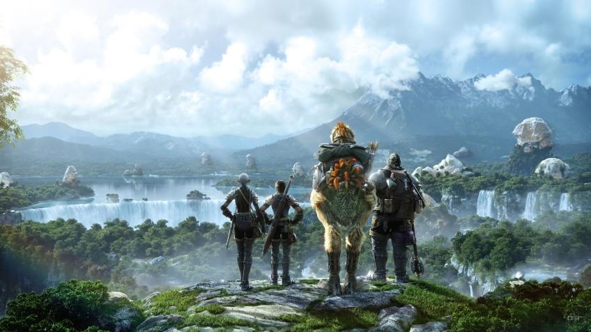 Полноценно Final Fantasy XIV выйдет25 мая на PlayStation5