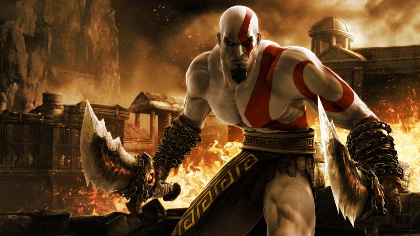 В PS Store распродают WWE 2K15, Metro 2033 и God of War