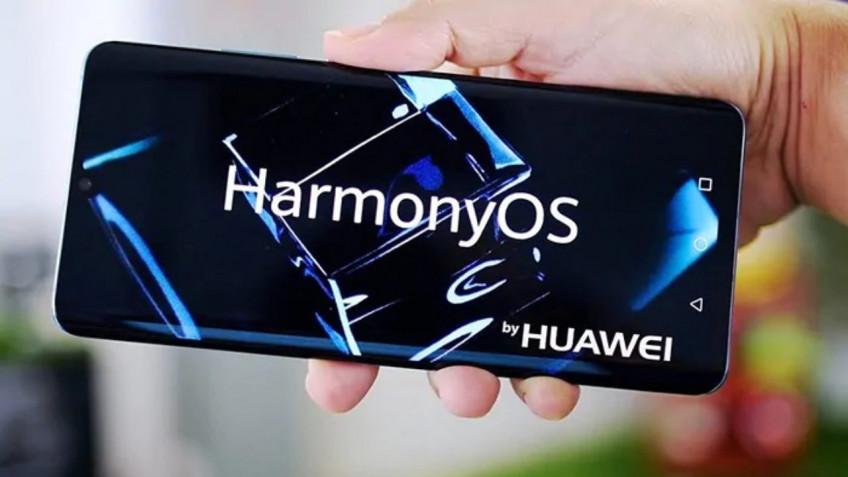 Устройства Huawei на базе HarmonyOS могут выйти в будущем году