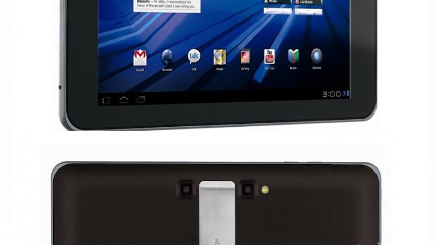 Оператор раскрыл характеристики планшетного компьютера LG