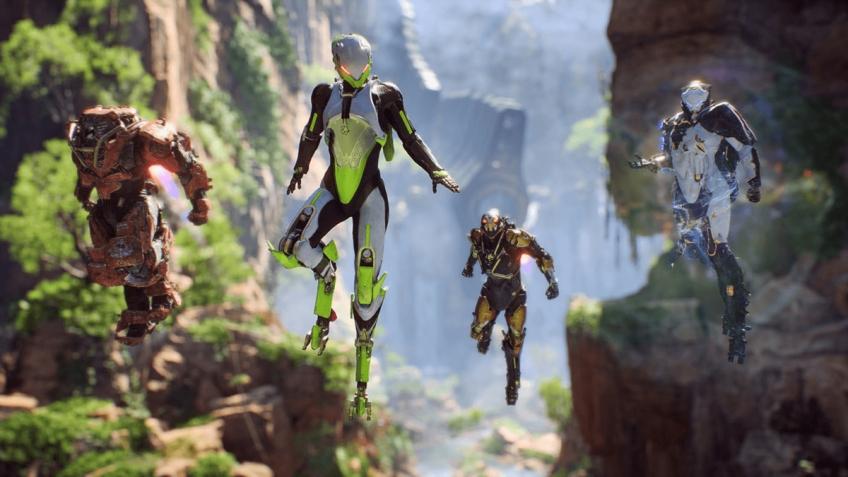 BioWare пообещала продвинутую систему кастомизации в Anthem