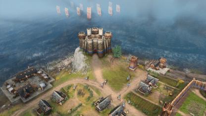 Утечка: бета-тесты Age of Empires4 и восемь новых цивилизаций