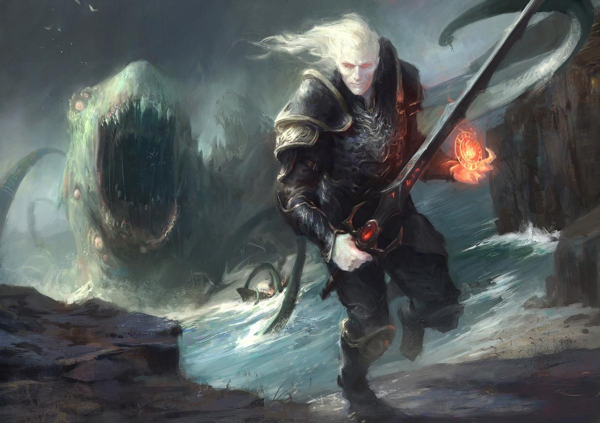 Книга об истории RPG доступна бесплатно