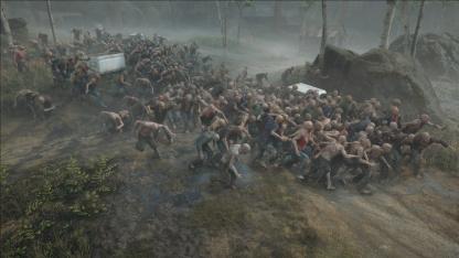 Модификация для Days Gone увеличила размер орд до 750 зомби