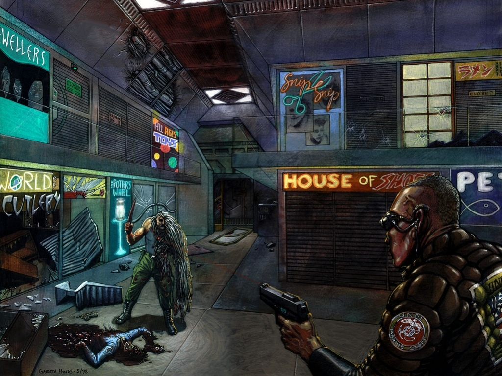 System Shock2 дадут второй шанс