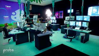 Probe: A Game Dev Experience позволит помочь студии в создании игры