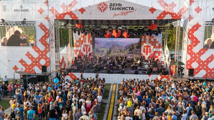 Wargaming обсудила с прессой фестиваль «День танкиста»
