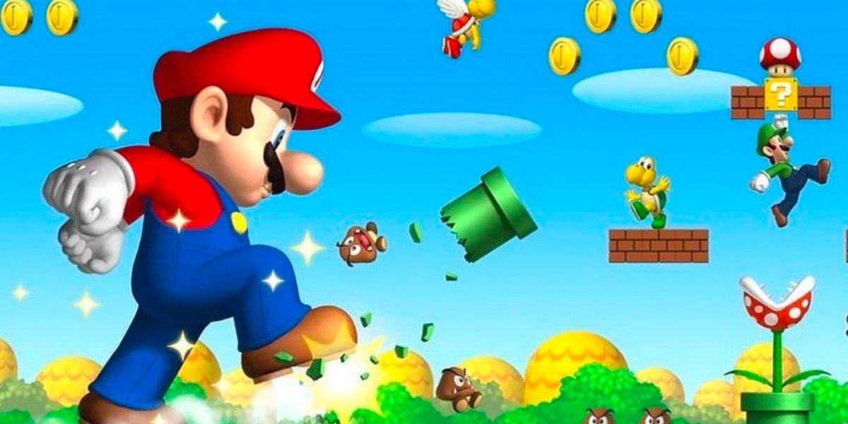Жители США очень сильно хотят увидеть экранизацию Super Mario Bros.