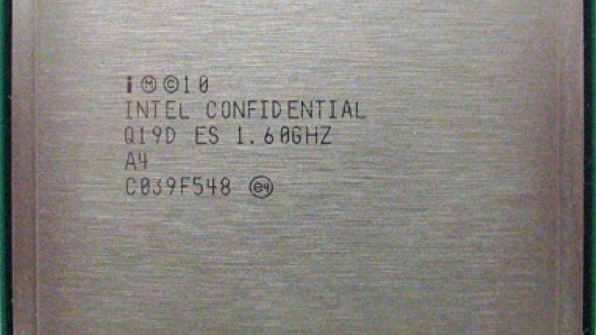 Инженерные образцы Intel Sandy Bridge E попали на еВay