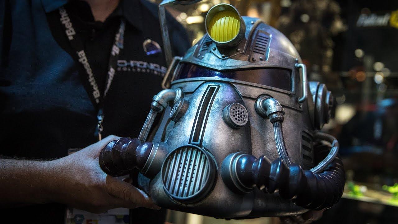 Полноразмерный шлем по Fallout76 отозвали в связи с риском заболеть из-за плесени