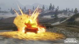 Режим «Столкновение» в «Armored Warfare: Проект 'Армата'» получит вторую карту