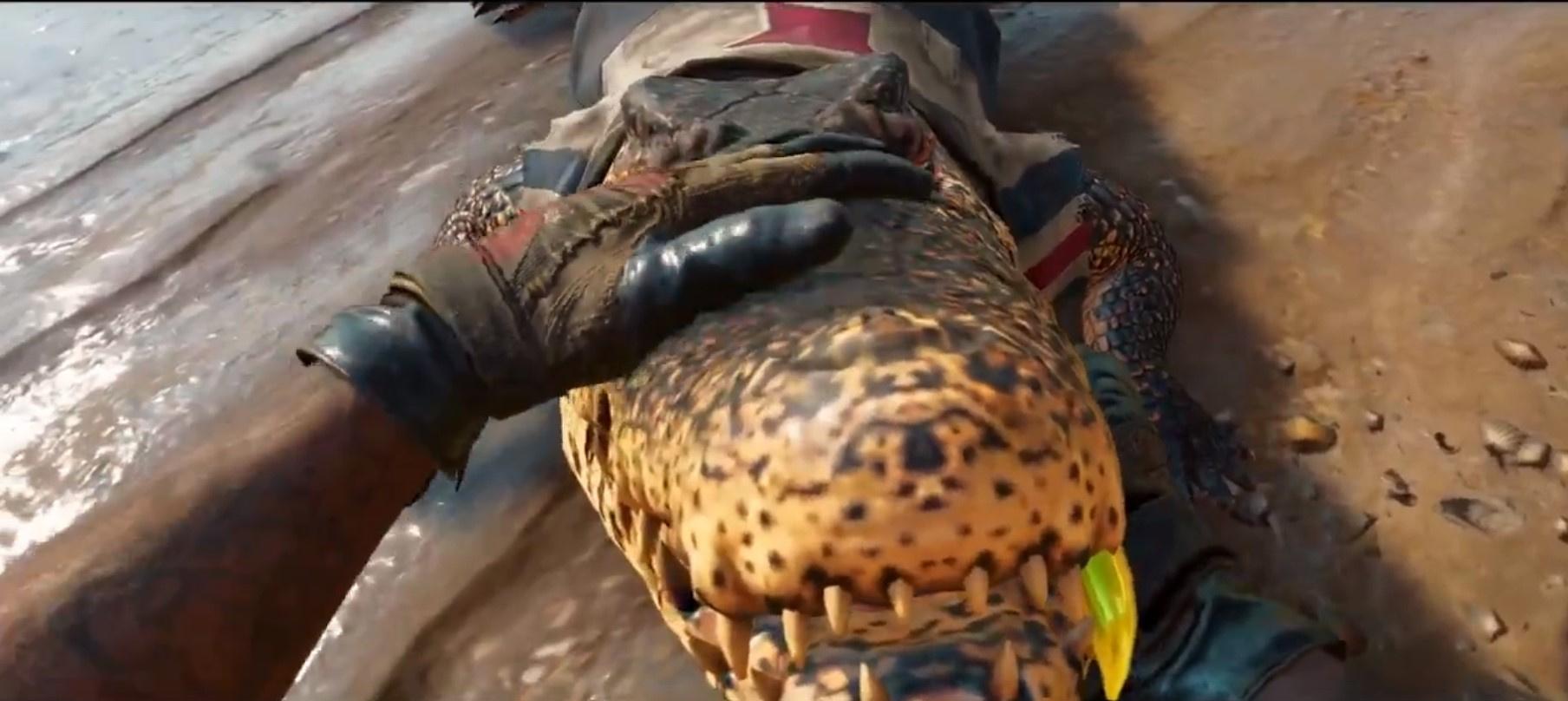 Геймплей Far Cry6 случайно опубликовали раньше премьеры