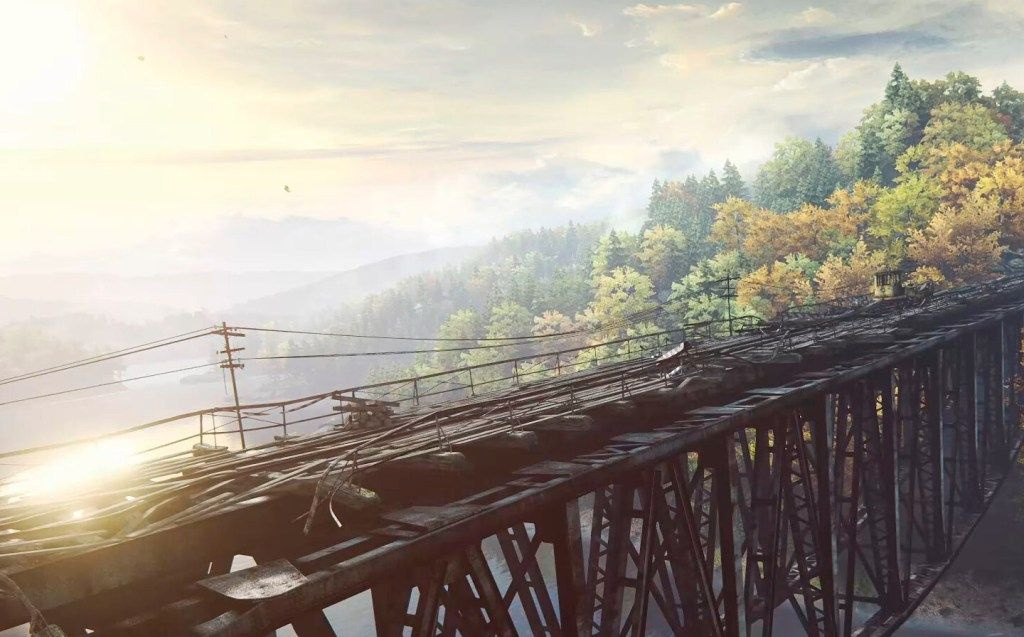 Том Круз собирается взорвать мост из The Vanishing of Ethan Carter