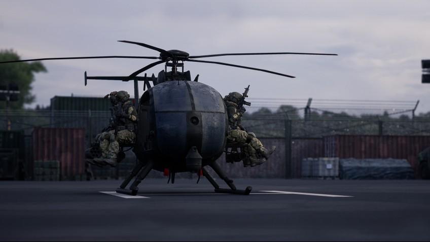 Скриншоты и подробности тактического шутера Zero Six: Behind Enemy Lines