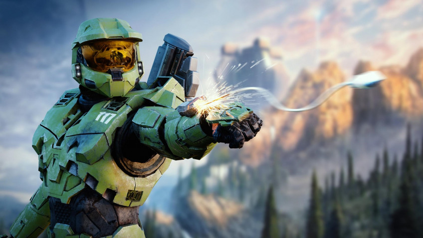 Razer готовит набор аксессуаров в стиле Halo Infinite