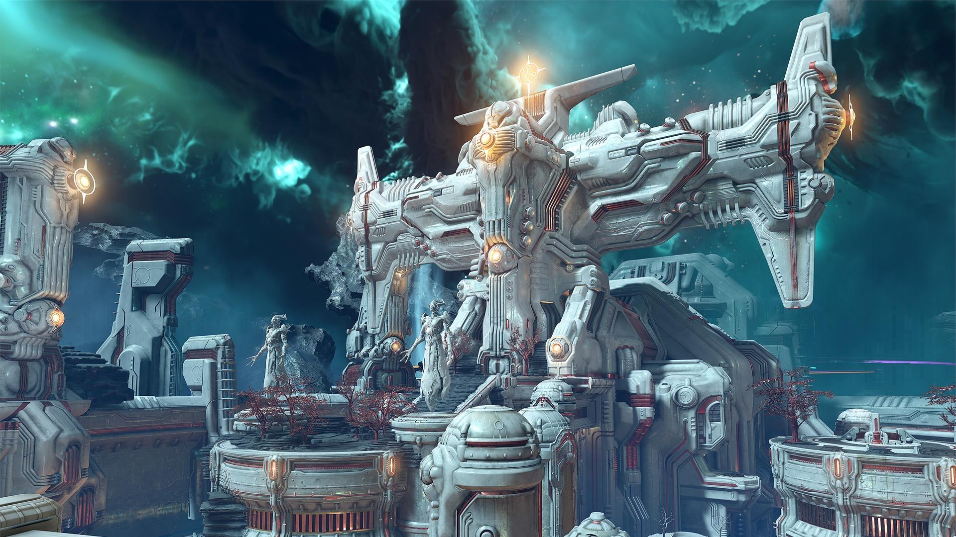 В DOOM Eternal предстоит уничтожать не только демонов Ада. Не поздоровится и ангелам